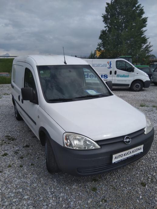 Opel COMBO 1,3CDTI